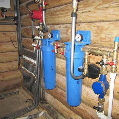 водоснабжение из колодца в истре