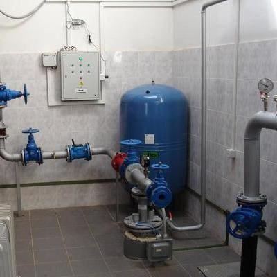 Водоснабжение и сантехника