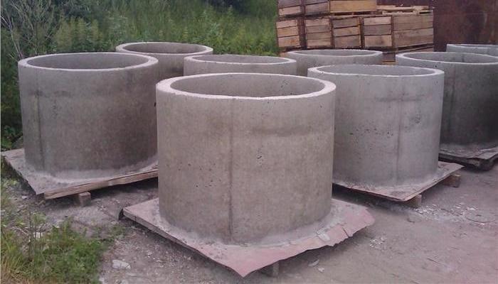 Материалы для оборудования колодца